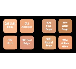 Make-up Studio Face It Light Cream Foundation 20ml.