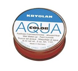 Kryolan Aquacolor UV-Dayglow